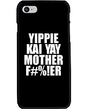 Yippie Kai Yay Mother F Phone Case thumbnail
