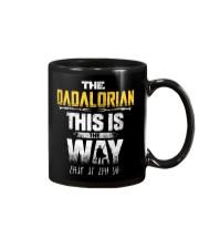 The Dadalorian This Is The Way I Have Spoken Mug thumbnail