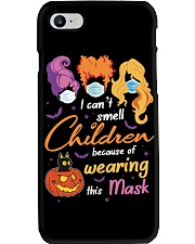 I can't smell children Phone Case thumbnail