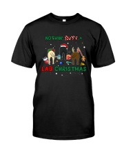 Nothing Butt A Lab Christmas Classic T-Shirt tile