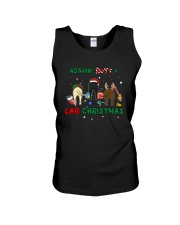 Nothing Butt A Lab Christmas Unisex Tank thumbnail