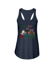 Nothing Butt A Lab Christmas Ladies Flowy Tank thumbnail