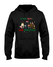 Nothing Butt A Lab Christmas Hooded Sweatshirt thumbnail