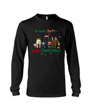 Nothing Butt A Lab Christmas Long Sleeve Tee tile