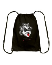 Einstein Kiss Drawstring Bag thumbnail