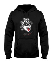 Einstein Kiss Hooded Sweatshirt thumbnail