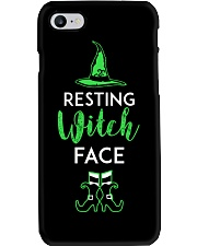 Resting Witch Face Oz Phone