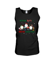 Nothing Butt A Westie Christmas Unisex Tank thumbnail