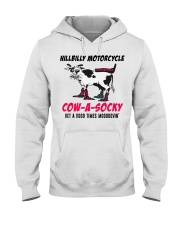 Cowasocky Funny Shirt Hooded Sweatshirt thumbnail