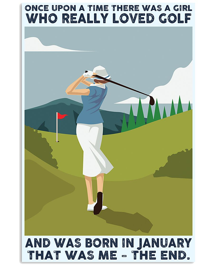 Once Upon A Time GOlf Girl January 24x36 Poster