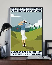 Once Upon A Time GOlf Girl January 24x36 Poster lifestyle-poster-2