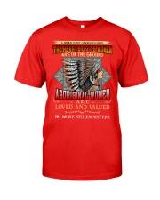 MMIW - No More Stolen Sisters  Classic T-Shirt thumbnail