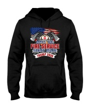Firefighter - Fight For Life Hooded Sweatshirt thumbnail