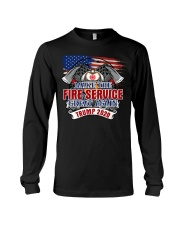 Firefighter - Fight For Life Long Sleeve Tee thumbnail