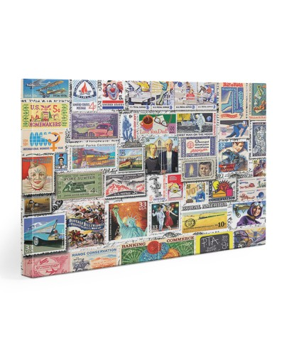 Vintage US Stamps Limited Edition