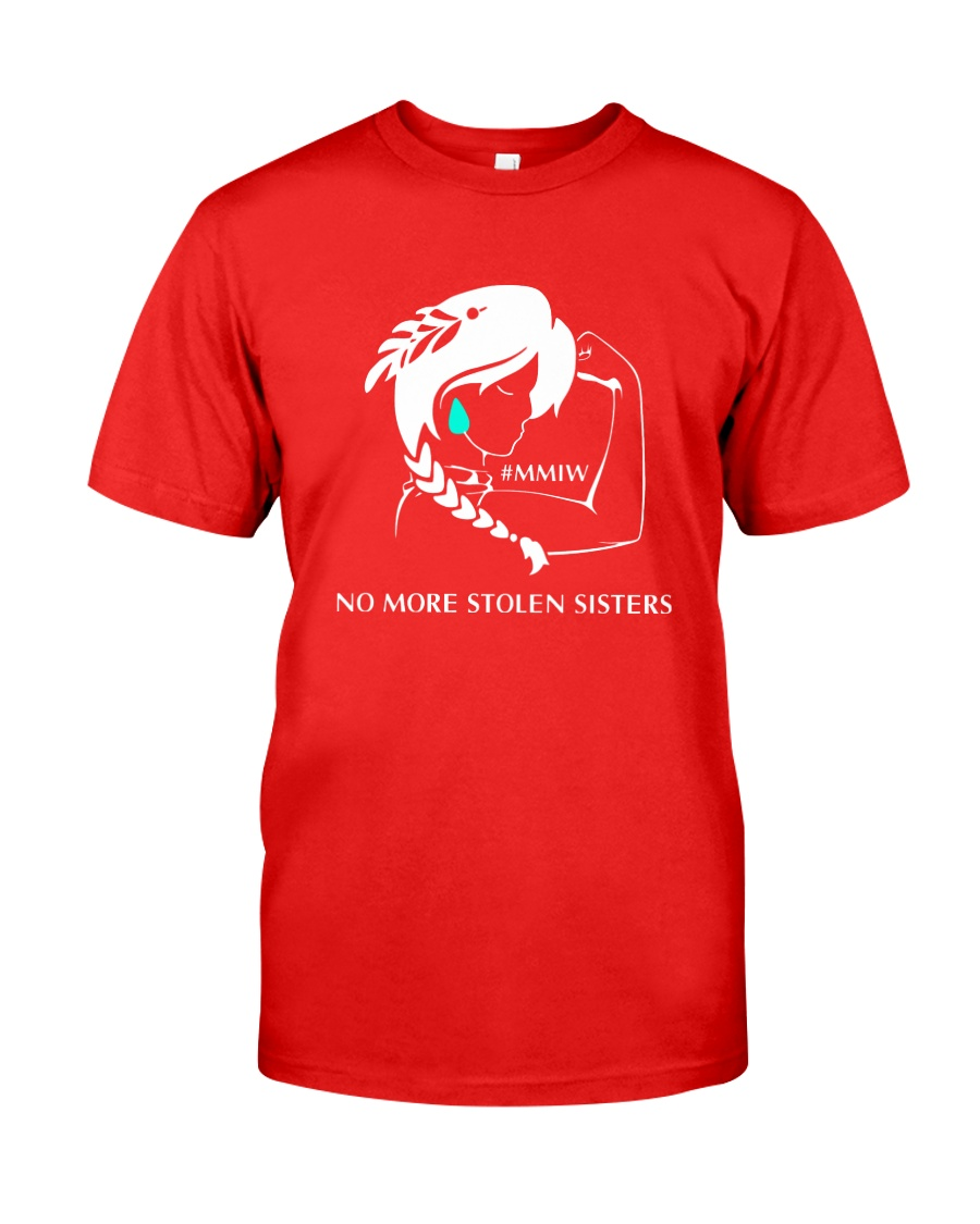 No More Stolen Sisters 2 - MMIW Classic T-Shirt