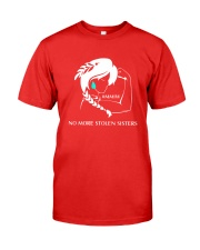 No More Stolen Sisters 2 - MMIW Premium Fit Mens Tee thumbnail
