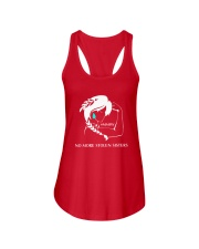 No More Stolen Sisters 2 - MMIW Ladies Flowy Tank tile