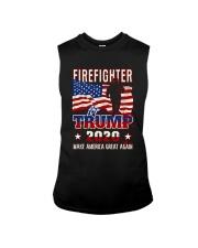 Firefighter Will Fight Sleeveless Tee thumbnail