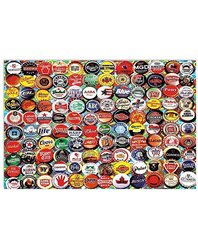 Beer Bottle Caps Limited Edition