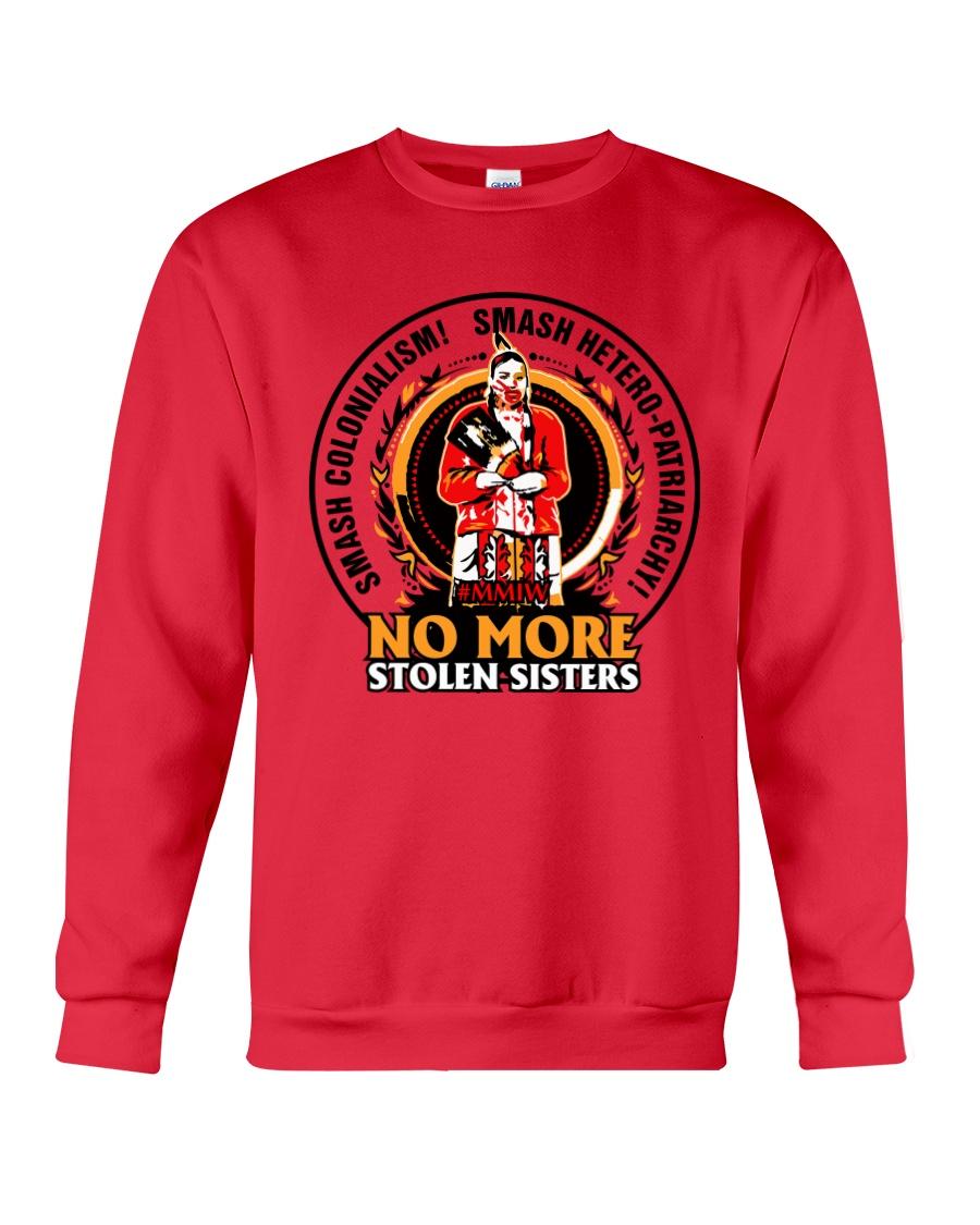 No More Stolen Sisters 3 - MMIW Crewneck Sweatshirt