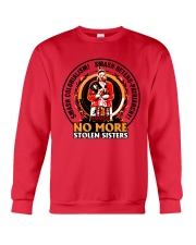 No More Stolen Sisters 3 - MMIW Crewneck Sweatshirt thumbnail