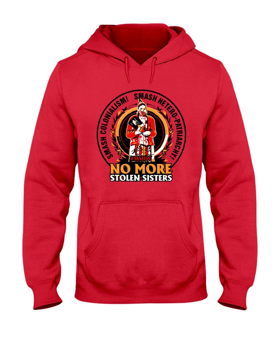 No More Stolen Sisters 3 - MMIW Hooded Sweatshirt