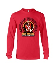 No More Stolen Sisters 3 - MMIW Long Sleeve Tee tile
