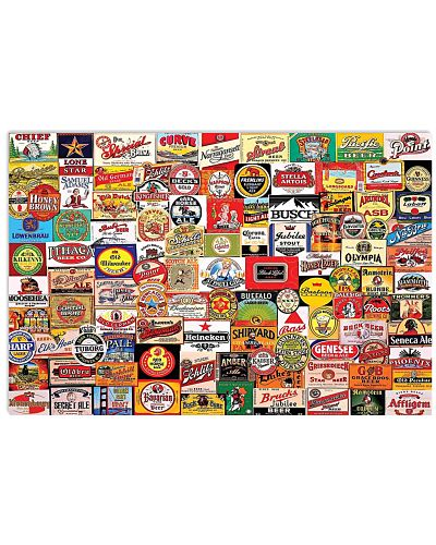 Beer Labels Limited Edition