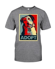 Carrie's Obey Adopt a Tee Classic T-Shirt front