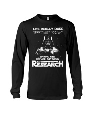 Life Really Does Begin At 40 Long Sleeve Tee tile
