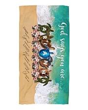 Arianna BT01 Beach Towel front
