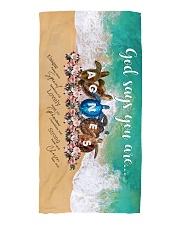 Agnes BT01 Beach Towel front