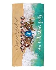 Alisa BT01 Beach Towel front