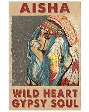 Aisha - Wild heart - Gypsy soul 11x17 Poster front