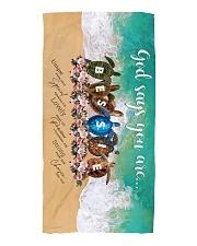 Bessie BT01 Beach Towel front