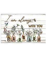 I am always with you - Barbara 17x11 Poster front