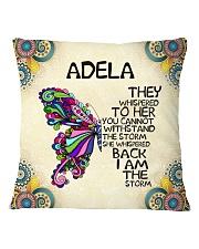 Adela Square Pillowcase front