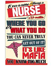 Nurse poster 01 11x17 Poster front