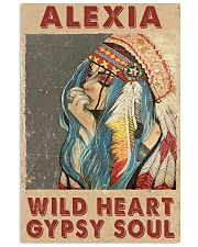 Alexia - Wild heart - Gypsy soul 11x17 Poster front