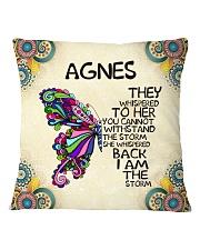 Agnes Square Pillowcase front