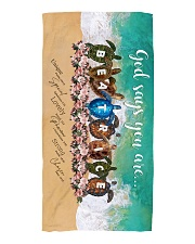 Beatrice BT01 Beach Towel front