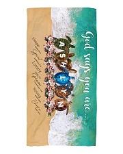 Ashlyn BT01 Beach Towel front