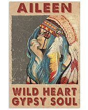 Aileen - Wild heart - Gypsy soul 11x17 Poster front