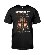 Kimberley Child of God Classic T-Shirt front
