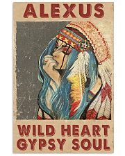 Alexus - Wild heart - Gypsy soul 11x17 Poster front