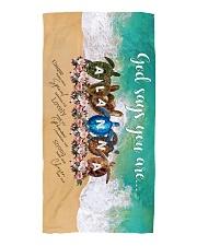Alanna BT01 Beach Towel front