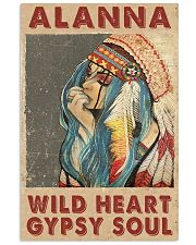 Alanna - Wild heart - Gypsy soul 11x17 Poster front