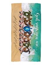 Adrianna BT01 Beach Towel front