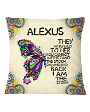 Alexus Square Pillowcase front